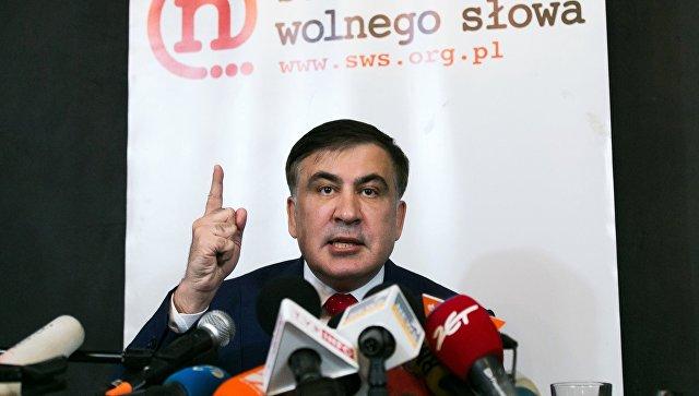 Сакашвили osuđen на шест година затвора
