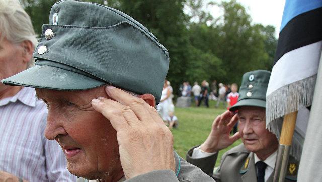 """У Естонији одали почаст нацистима """"Вафен СС"""" дивизије"""