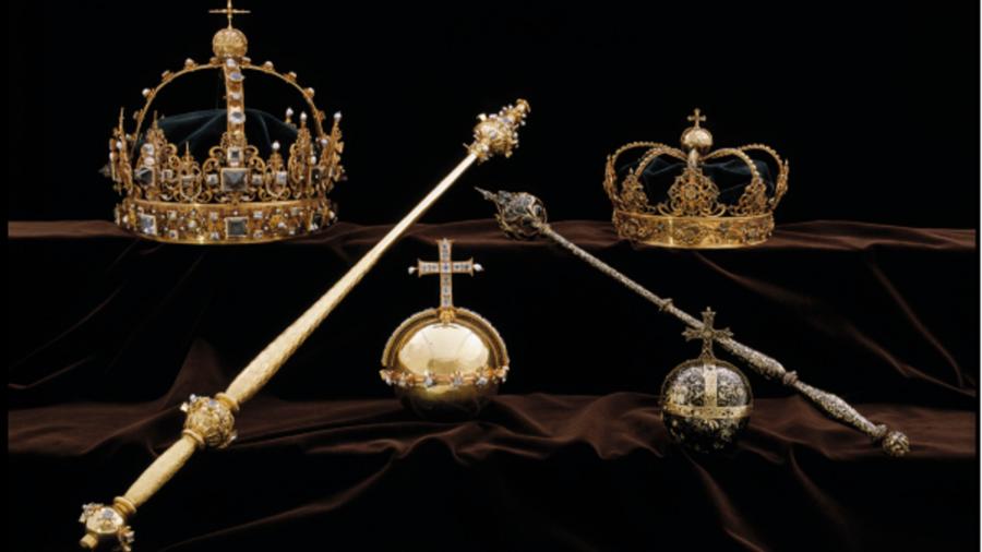 РТ: У Шведској украдене краљевске круне