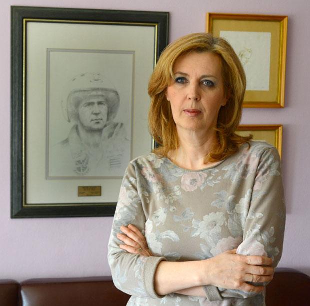 """Sestra pilota majora Zorana Radosavljevića: Mnogo znači ako jedan od """"migova 29"""" ponese ime po mom bratu"""
