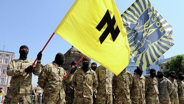 Порошенко поднео предлог закона о увођењу нацистичког поздрава у украјинску војску
