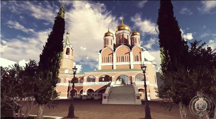 Освештаван темељ Србско-руског храма и Духовно-културног центра у Бањалуци