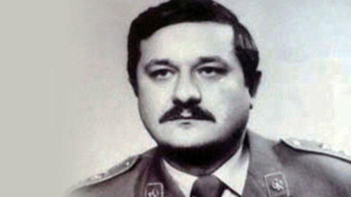 Народни херој мајор Милан Тепић