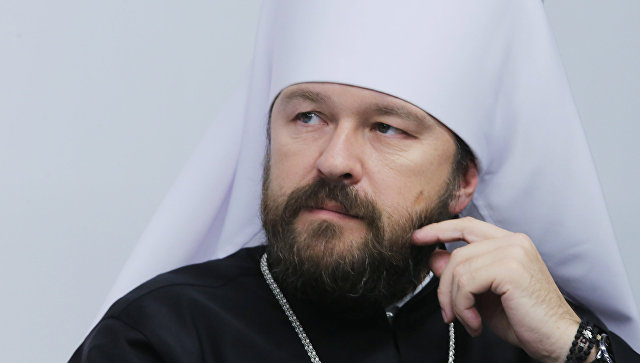 Митрополит Иларион: За РПЦ сада немогуће да буде у јединству са Цариградском патријаршијом