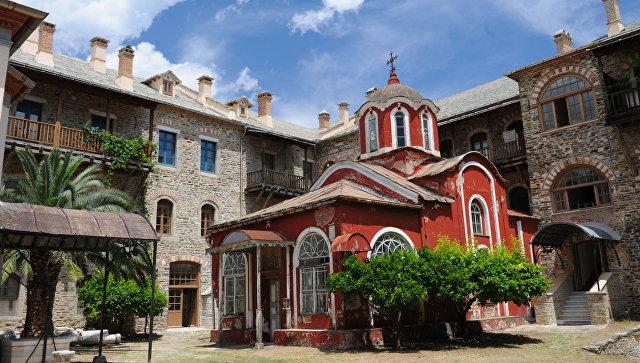 Верници Руске православне цркве више неће моћи да са моле у манастирима Атоса