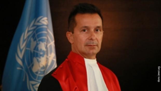 Иво Роса заменио Мерона у процесу против Караџића
