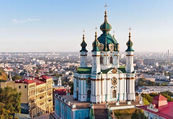 Porošenko predao crkvu Svetog Andreja Carigradskoj patrijaršiji