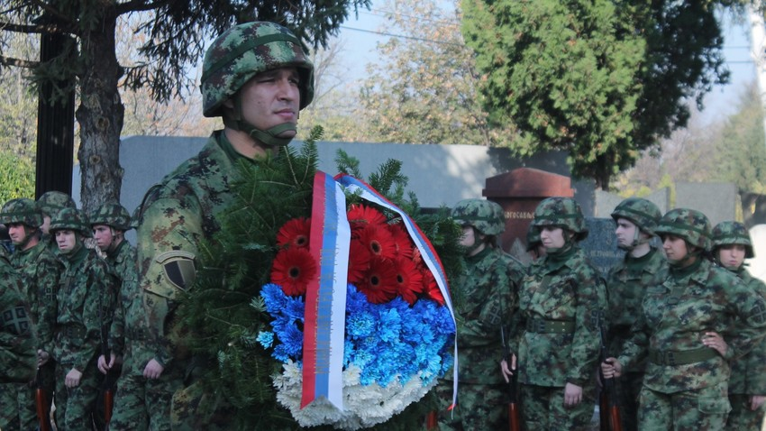Sećanje na Veliki rat i junaštvo ruskih vojnika u ime mira na srbskoj zemlji