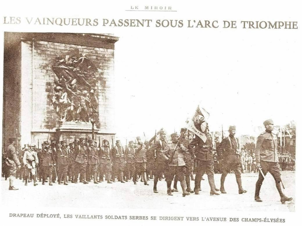 """""""Ukazali se čast našim neprijateljima umesto našim osvedočenim pijateljima! Kakva niskost"""" - pismo praunuka francuskog generala Šarla Tranijea Makronu"""