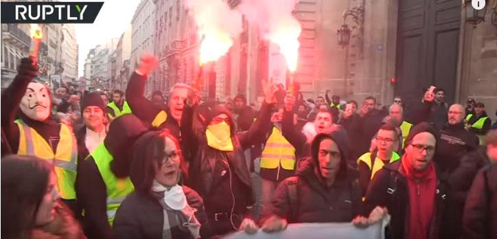 Francuska: 283.000 ljudi protestovalo zbog visokih cena goriva