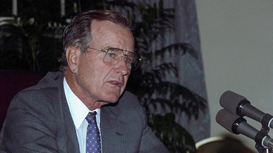 Умро Џорџ Буш старији