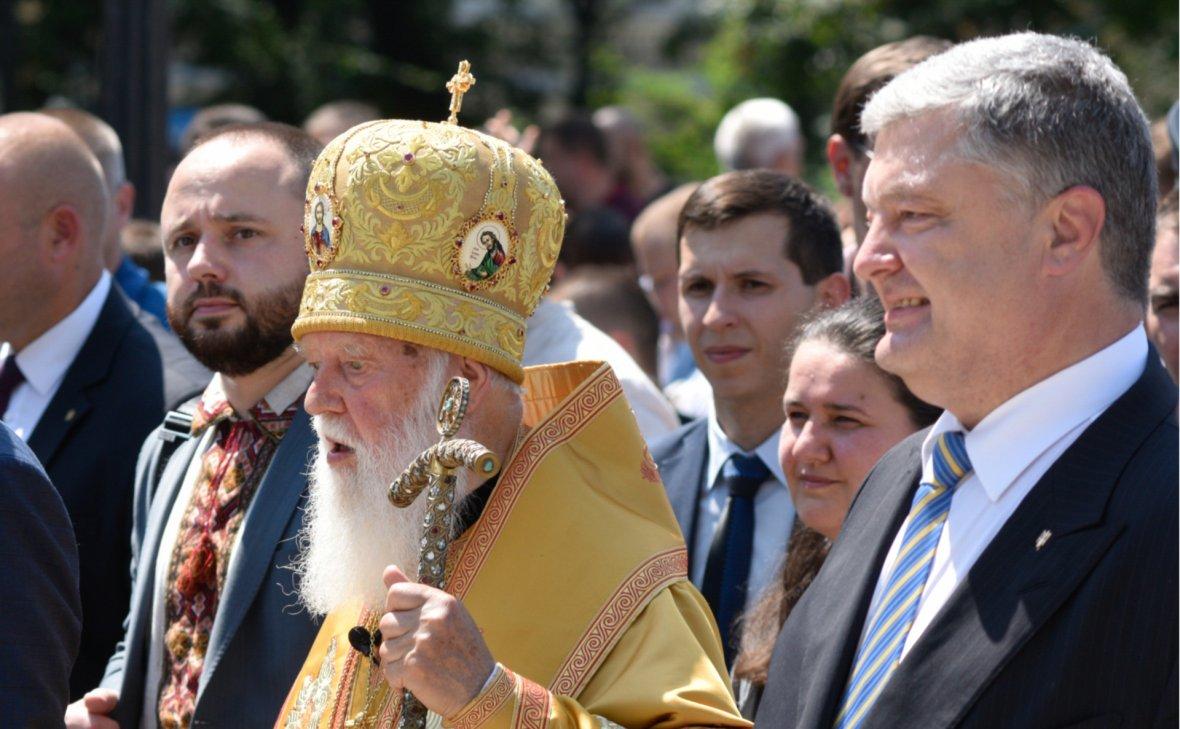 Порошенко: Сабор уједињења православне цркве у Украјини могао ће бити одржан средином децембра