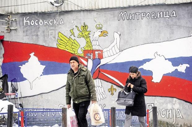 Срби из Северне Косовске Митровице: Неће моћи страхом да нас отерају