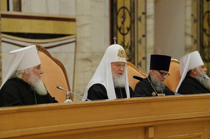 Патријарх Кирил: Срећан породични живот свештеника је пастирски задатак