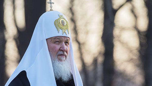 Патријарх Кирил позвао поглаваре помесних православних цркава да не признају новоформирану псеудоцрквену структуру у Кијеву