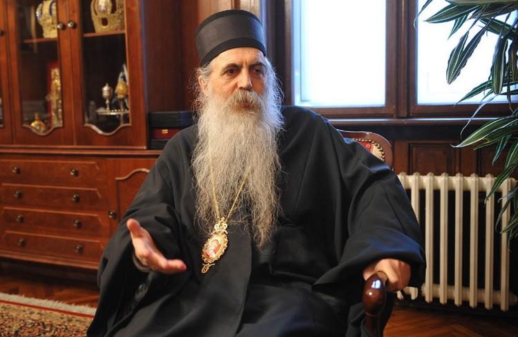 Епископ бачки Иринеј: Отимачима и окупационим управљачима Косова и Метохије Србија мора да ускрати свој пристанак на њихово недело