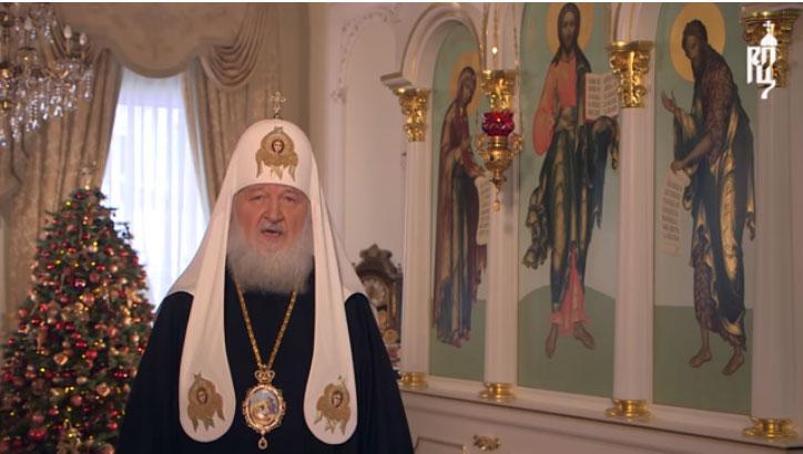 Patrijarh Kiril: Jačati ljubav i veru i ne gubititi nadu