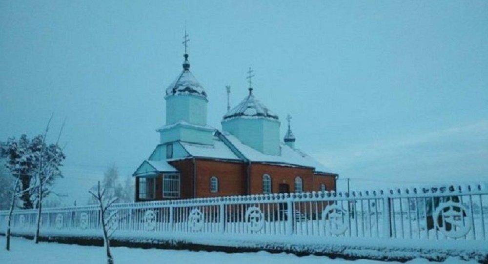 """Raskolnici nove """"ukrajinske crkve"""" zauzeli Hram Svetog Mihaila u Volinjskoj oblasti"""