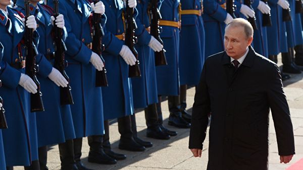 Београд УЖИВО: Дочек за председника Путина