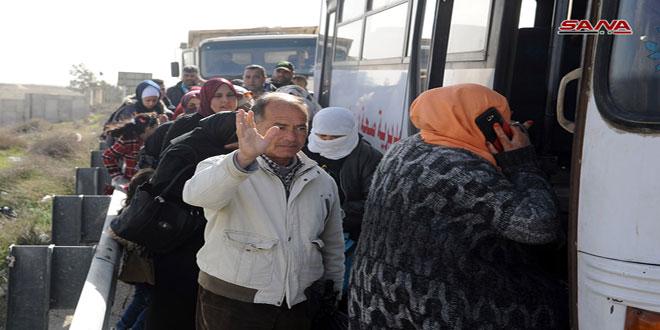 Скоро 1,2 милиона људи се у провинцију Дејр ез Зор после ослобођења