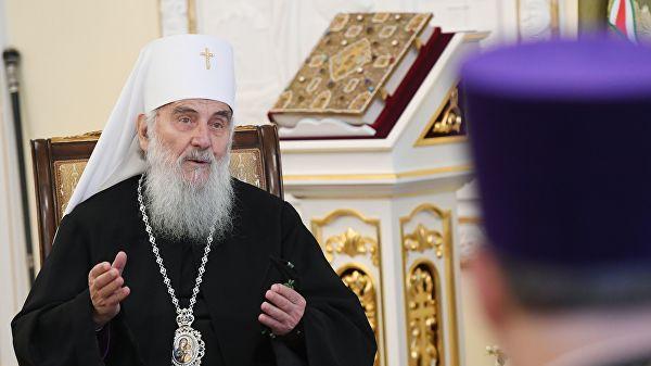 """Србска православна црква не признаје """"нову цркву"""" у Украјини"""