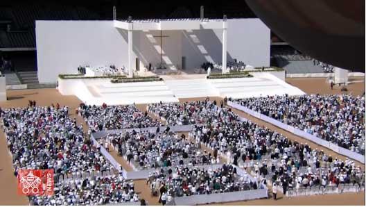 Папа одржао мису у Абу Дабију пред 180.000 људи