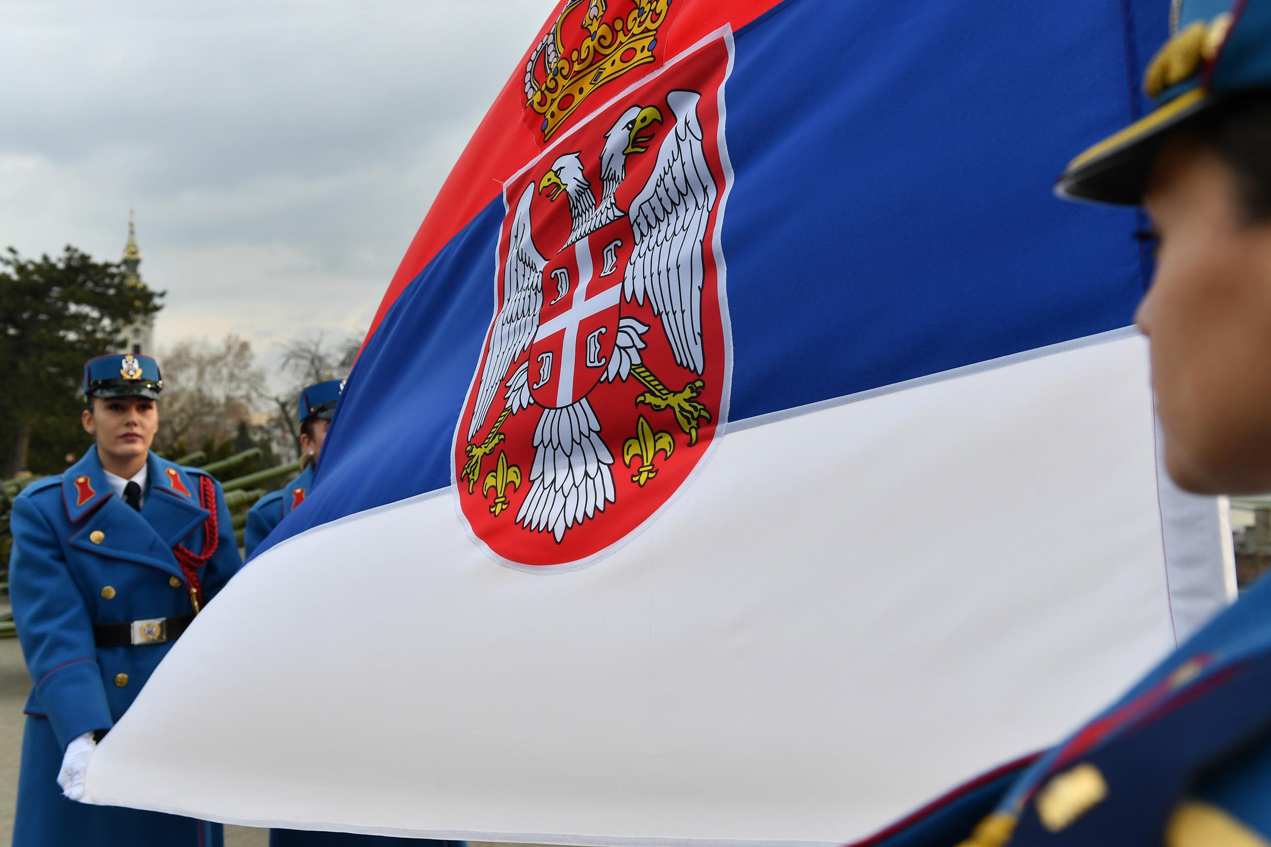 Данас је Сретење – Дан Државности Србије