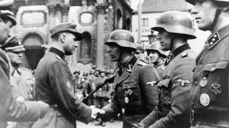 """РТ: Белгијски нацистички и даље примају накнаду за """"лојалност"""" Хитлеру"""