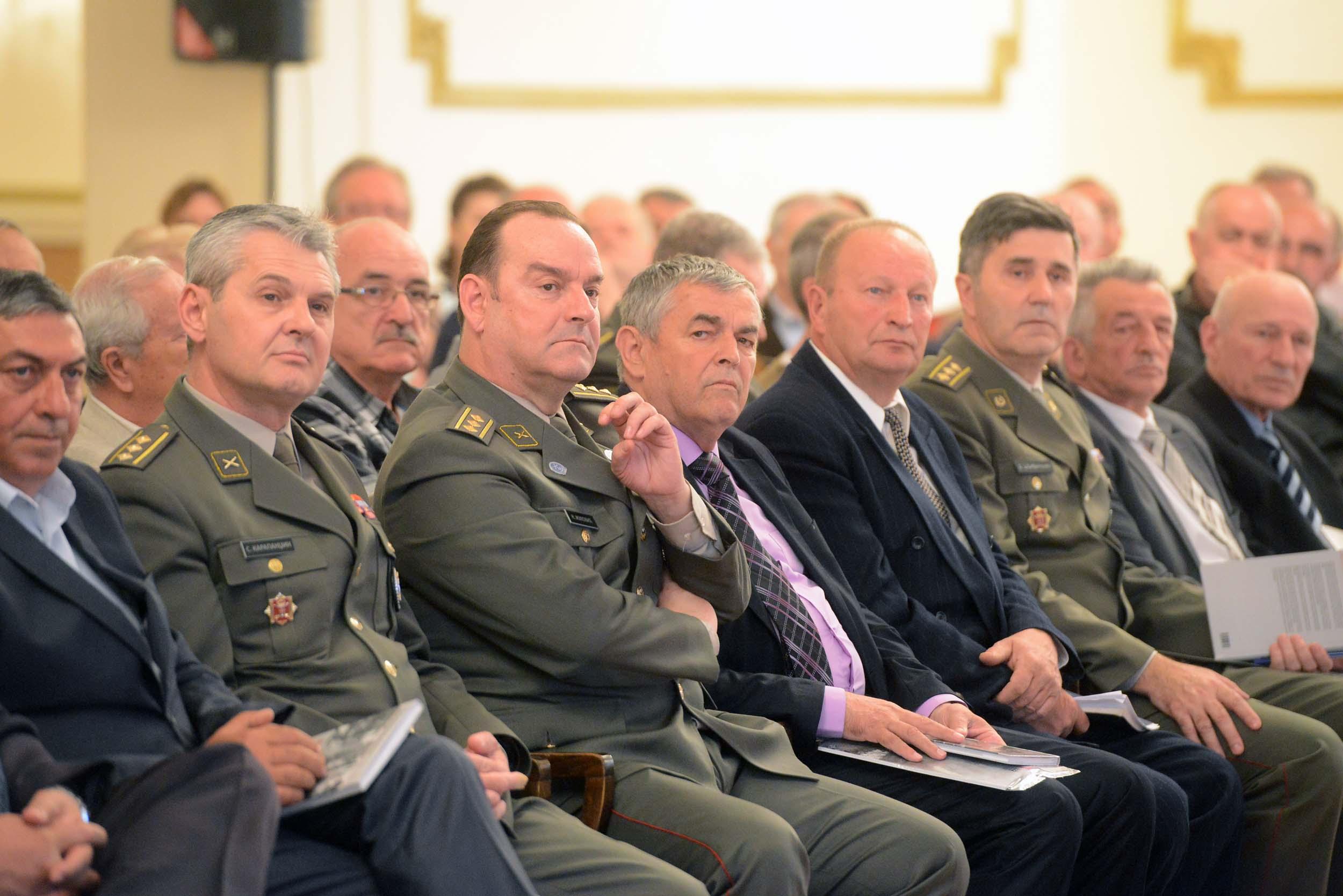 Генерал Павковић: Сигуран сам да смо испунили све задатке који су пред нас били постављени