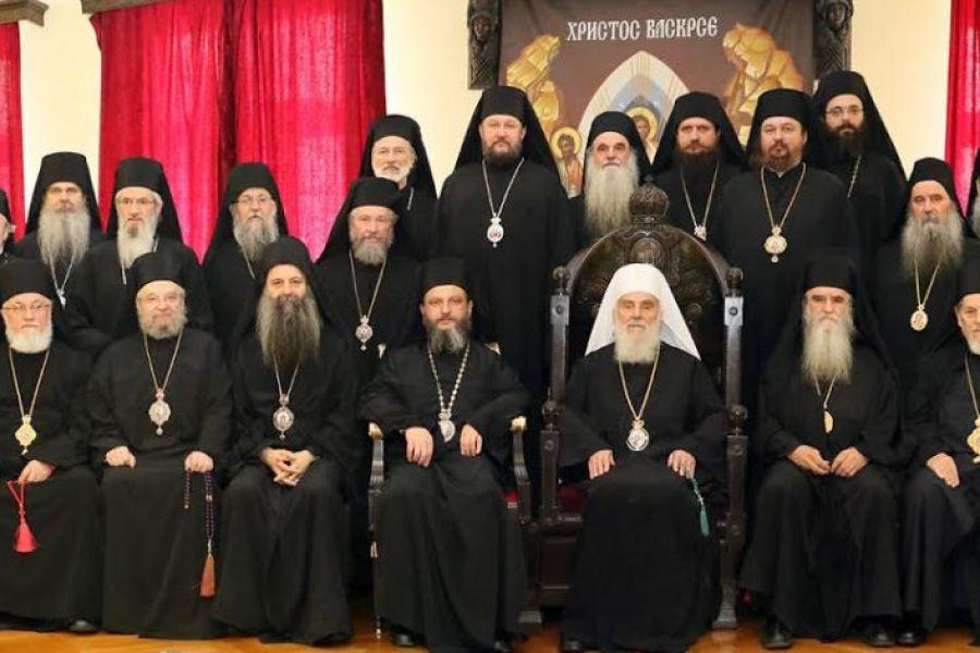 """СПЦ донела одлуку да обнови преговоре о решавању статуса """"Македонске православне цркве"""""""