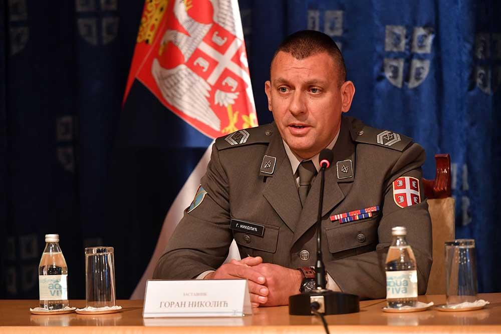 """""""Ми тада нисмо гледали која сила напада и која је јачина те војске, ми смо бранили светињу, Србију, до задњег"""""""