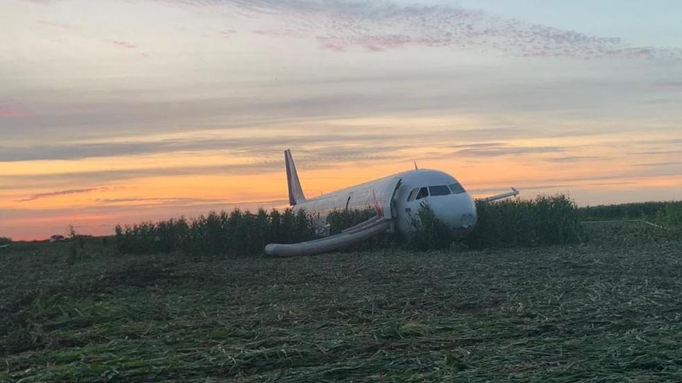 РТ: Упознајте пилоте хероје који су спасили 233 живота невероватним слетањем без точкова у кукурузно поље