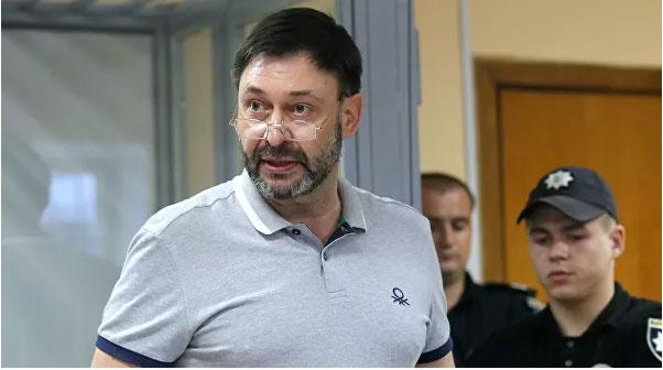 Ukrajinski sud pustio iz pritvora ruskog novinara Kirila Višinskog