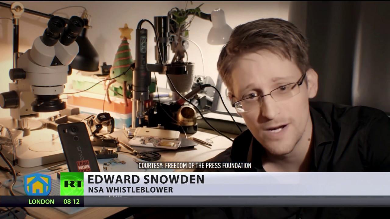 Министарство правде САД поднело кривичну пријаву против Сноудена због објављивања књиге