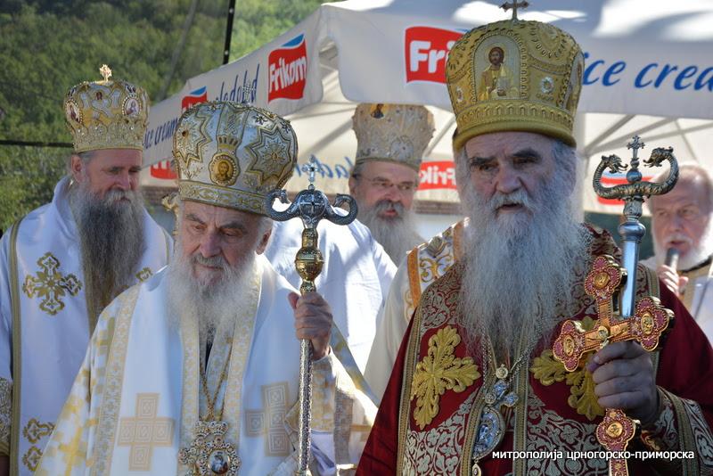 Прослава 800 година аутокефалности СПЦ и 1500 година постојања манастира Подластва у Црној ГОри