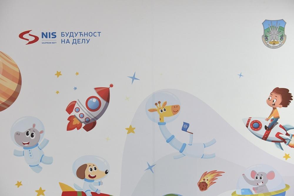 НИС донирао ултразвучни апарат за бебе Дому здравља у Сопоту