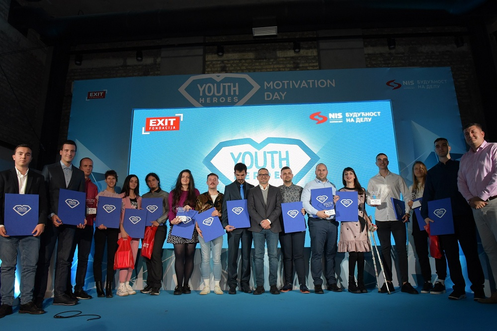 Srbija dobila novu generaciju mladih heroja
