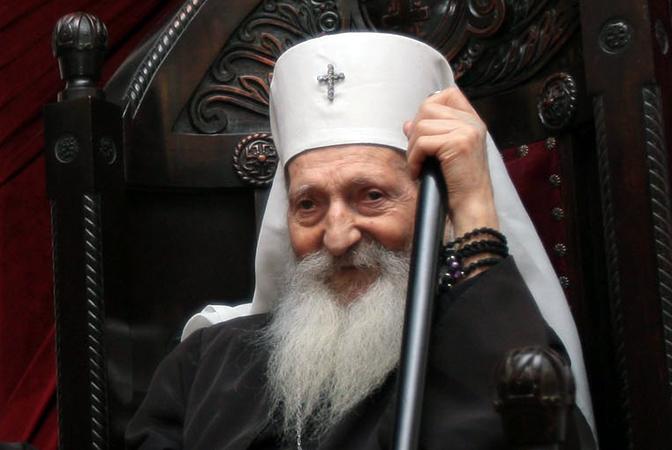 Канонизација патријарха Павла биће само формалност