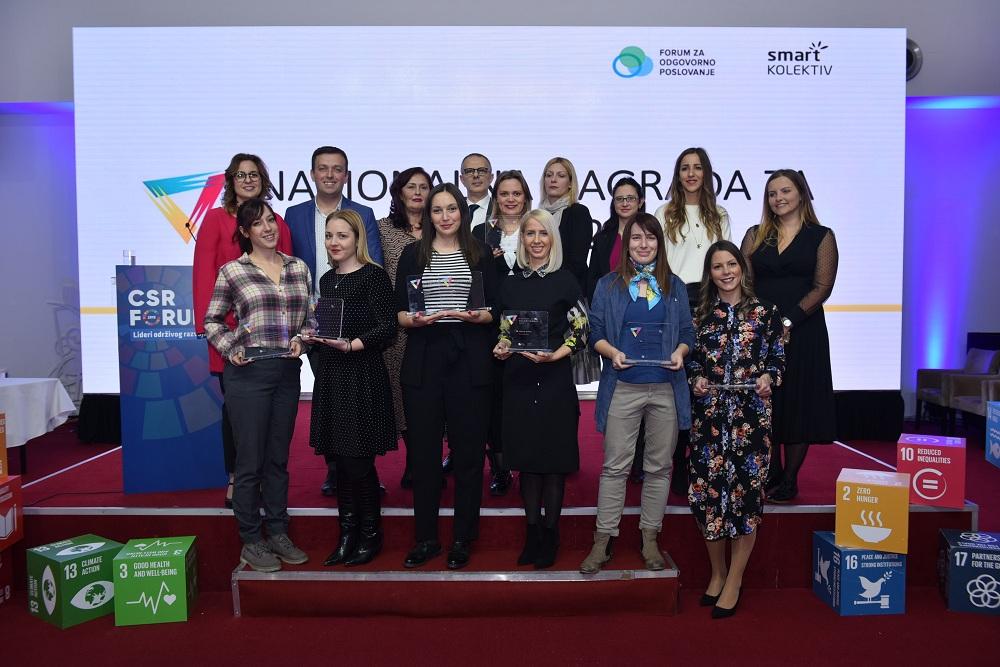 """NIS dobitnik Nacionalne nagrade za volontiranje u kategoriji """"Iskorak godine"""""""