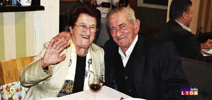 Шездесет година љубави
