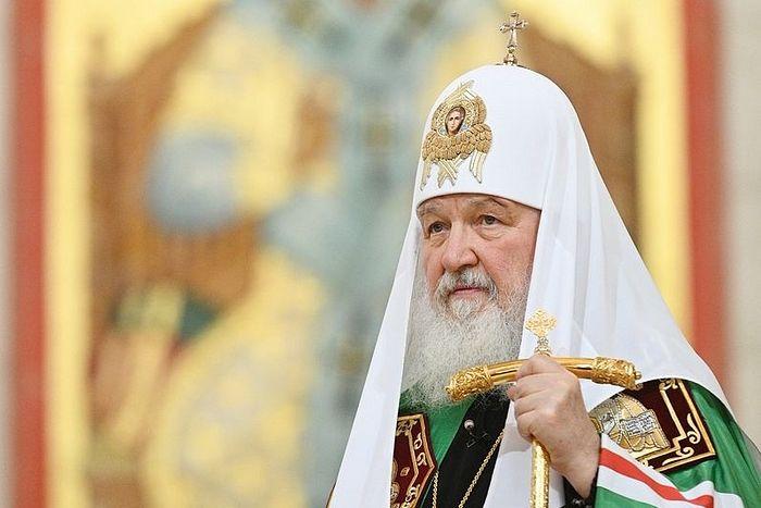 Патријарх Кирил: Патриотско васпитање омладине је залог успешне будућности Русије