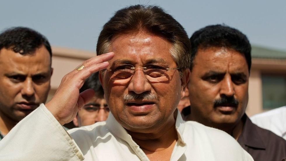 RT: Pakistanski sud poništio smrtnu kaznu izrečenu bivšem predsedniku Mušarafu