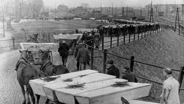Немачка ће податке о совјетским ратним заробљеницима предати Русији