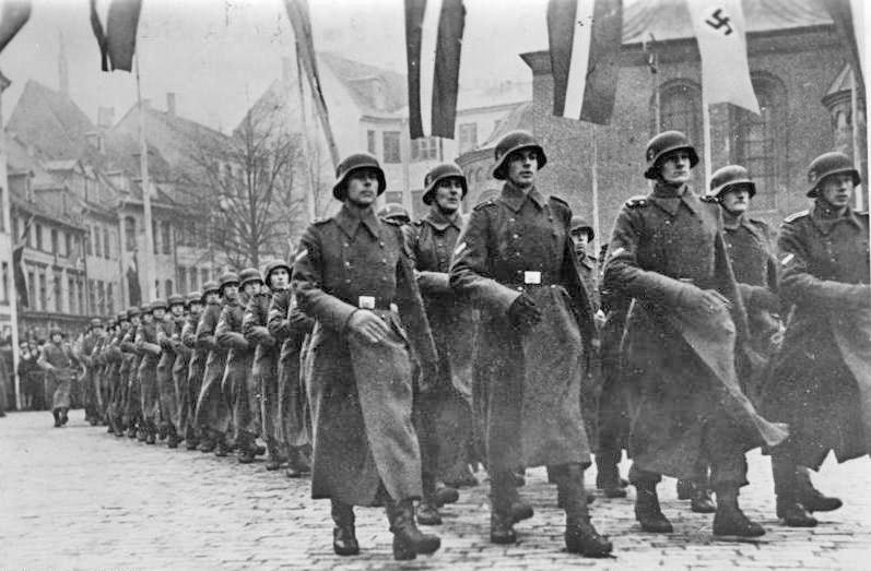 У Москви ће бити објављено 96 имена живих припадника летонског Вафен СС легиона