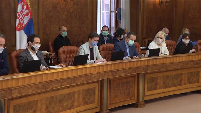 Влада Србије пооштрила мере у борби против коронавируса
