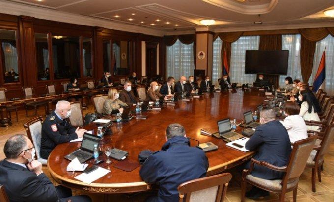 Републички штаб за ванредне ситуације Републике Српске донио низ закључака
