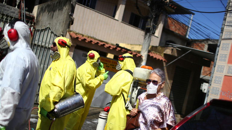 РТ: Читавом човечанству прети опасност од коронавируса - Гутереш