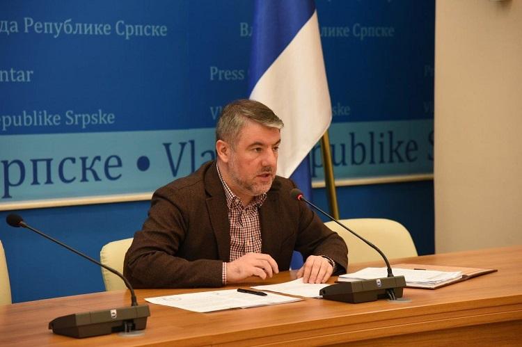 Министар здравља Републике Српске: Грађани да остану у кућама, јер је то најпотребније
