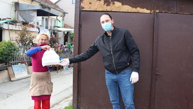Хумани гест младих Јагодинаца: Отворили јавну кухињу за старије суграђане, али им је потребна помоћ