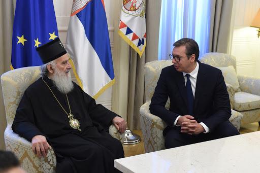 Председник Србије и патријарх Иринеј изразили велику забринутост поводом хапшења владике Јоаникија и свештеника СПЦ у Црној Гори